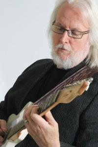 UNT Prof and Jazz guitarist Fred Hamilton