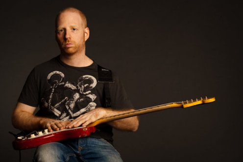 Guitarist Oz Noy