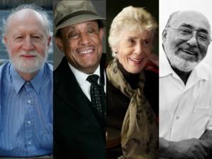2013 Jazz Masters: Mose Allison, Lou Donaldson, Lorraine Gordon and Eddie Palmieri