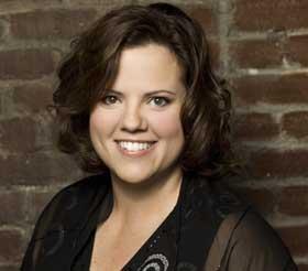 Jennifer Barnes - Director of Vocal Jazz.