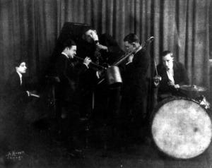 "Phil Napoleon and his  original"" Memphis Five"