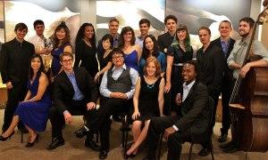 UNT Jazz Singers 2013