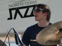 UNTJazz drummer