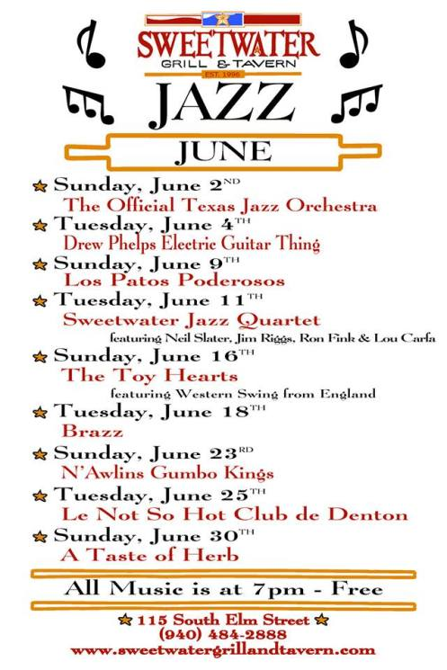 SweetwaterJazz June13
