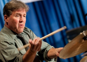 Drummer Steve Barnes