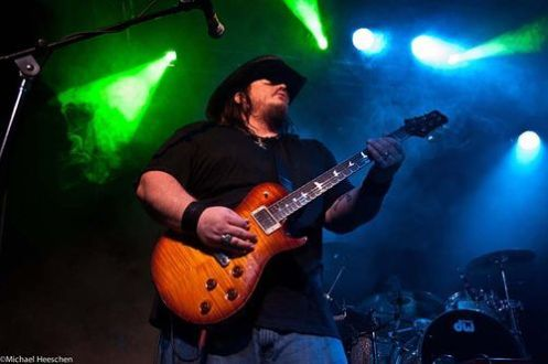 Photo by Michael Heeschen Lance Lopez is one of Dallas' best blues guitarists.