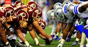 By the way, the Oct. 13 Final - Dallas Cowboys - 31, Washington Redskins - 16