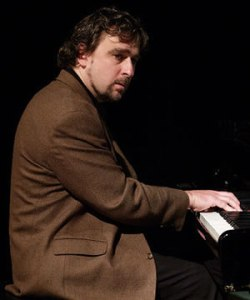 Pianist Stefan Karlsson