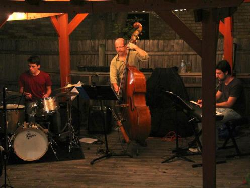 Jeff Eckels Jazz at Whitehouse