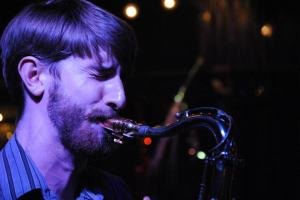 Saxophonist Brian Clancy plays the Greenhouse Restaurant, 600 N. Locust, 10 p.m., Monday, July 14.
