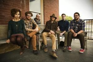 Atlanta-based Indie band Little Tybee.