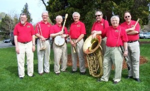The Frisco Jazz Band