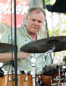 Drummer Mike Drake