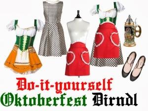 Make a costume, enter the costume contest!