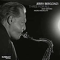 UNT Guest Jazz Artist Jerry Bergonzi.