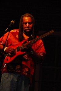 Guitarist Don Bell