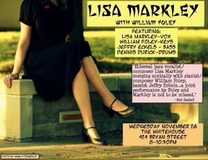 Lisa Markley 11-26-2014