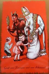 Krampus St. Nick