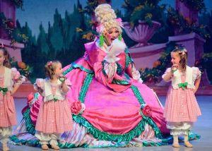 The Festival Ballet of North Central Texas present the Nutcracker.