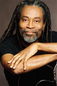 Award-winning vocal Jazz artist Bobby McFerrin © Carol Friedman