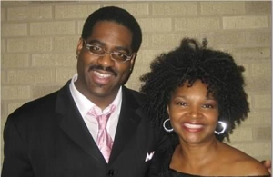 Brad Leali and Cynthia Scott