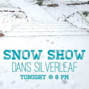 Seryn plays tonight at Dan's Silverleaf, 103 Industrial, despite the ice.