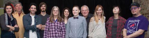 Ellen Ryfle, Bob Ralph, Steve Johnson and the entire Banter Family.