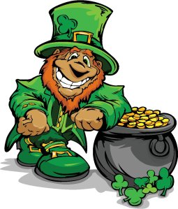 St. Patrick's Day on Walnut - Friday, March 13, 5-11 p.m. on the 100-115 block of Walnut Street in Downtown Denton, Texas.