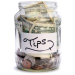 Remember to generously tip the talent!