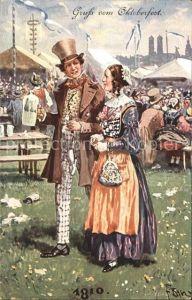 Original Oktoberfest activity.