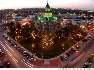 Denton Courthouse Square